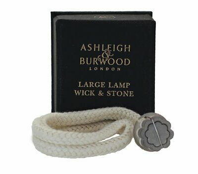 £10.99 • Buy Ashleigh & Burwood Large Replacement Wick For Fragrance Lamps