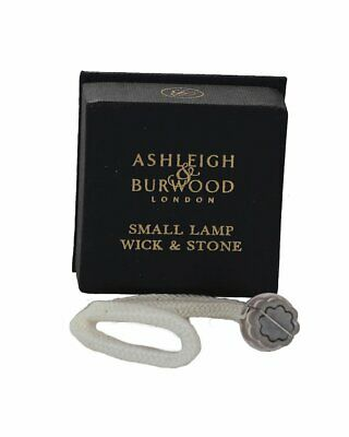£8.99 • Buy Ashleigh & Burwood Small Replacement Wick For Fragrance Lamps