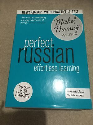 £49.99 • Buy Perfect Russian Foundation Course: Learn Russian With The Michel Thomas Method