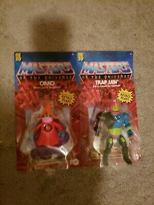 $73.95 • Buy Masters Of The Universe Origins Trap Jaw  And Orko 5.5 In Action Figure 🔥