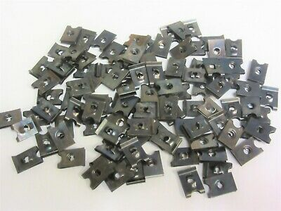 £1.99 • Buy Speed Fasteners U Nuts Self Tapping Screw Panel Clips - For Number 8 Screws