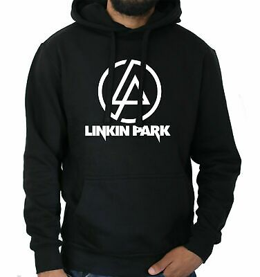 Linkin Park Hoodie Retro Classic Music 90's Rock Band UNISEX Pullover Jumper NEW • 25.99£