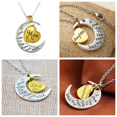 Romantic Gifts For Her Women Sister Daughter Dad Aunt Son I Love You Girls Kids • 2.99£
