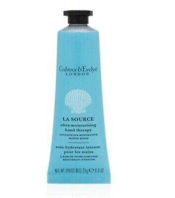 Crabtree & Evelyn La Source Hand Cream Therapy 25g New & Sealed • 4.99£