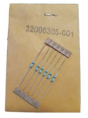 $8.99 • Buy Honeywell 32006306-001 Resistor Kit - 500 Ohm Converts 4-20mA To 2-10Vdc New