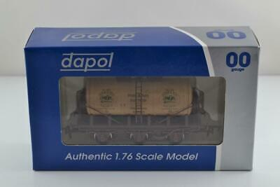 Dapol Hook & Son Hailsham 6 Wheel Tank Wagon Weathered Bnib Oo Ex Shop Stock • 29.99£