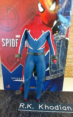 $ CDN161.84 • Buy Hot Toys VGM32 Spider Man Punk Marvel 1/6 Scale Action Figure's Body Only!