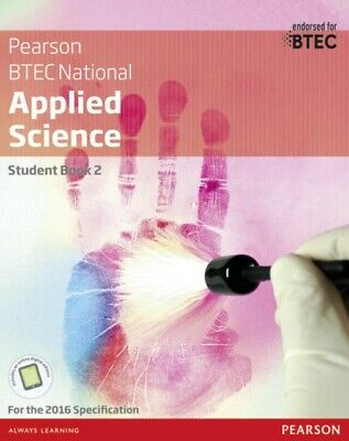 £35.31 • Buy Btec Level 3 Nationals Applied Science S