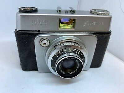 Ilford Sportsman Camera 35mm With Original Carry Case Vintage • 25£