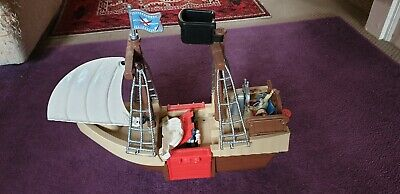 £9 • Buy Early Learning Space Ship + Pirate Ship.