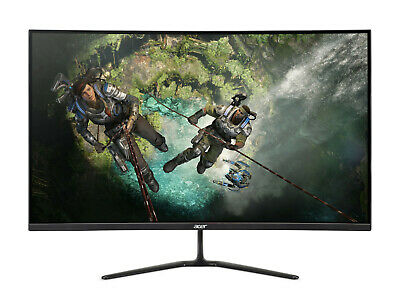 $274.99 • Buy NEW Acer 32  Curved FHD 1920x1080 HDMI DP 165Hz 1ms Freesync LED Gaming Monitor