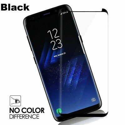 For Samsung Galaxy S7 Edge S9 S8 Plus Tempered Glass Screen Protector  • 1.49£