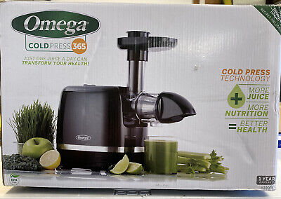 Omega H3000D Cold Press 365 Juicer Slow Masticating Extractor Creates Delicious  • 106.62£