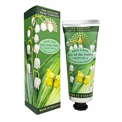 English Soap Company, Lily Of The Valley Hand Cream, 75mls • 10.49£