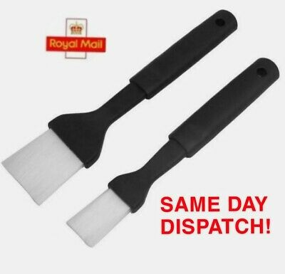 £1.99 • Buy 2 X Pastry Brush Cooking Glazing Brush Bbq Baking Turkey Oiling Quick Delivery