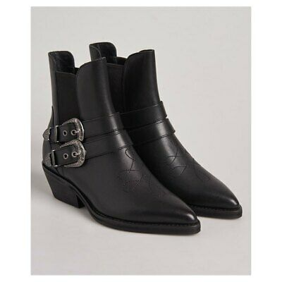 Superdry Buckle Boots And Booties Women´s Shoes Black • 154.99£