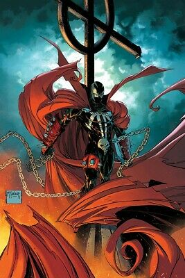 $20 • Buy Spawn Cross Poster 24X36 Inches