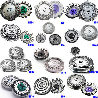 $ CDN14.14 • Buy HQ8 HQ9 SH90 HQ4 SH30/52 HQ64 Replacement Shaver Heads For All Philips NORELCO