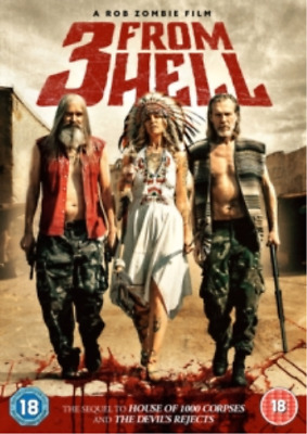 AU10.24 • Buy 3 From Hell ( Uk Import) [Danish Import] DVD NEW