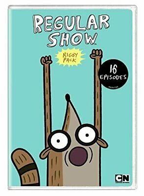 Regular Show: Rigby Pack New Dvd • 11.54£