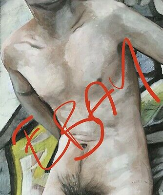Erotic Nude Male Fine Art Print - A4 • 11£