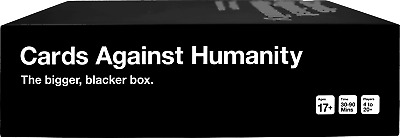 AU35 • Buy Cards Against Humanity The New Bigger Blacker Box - Cards Against Humanity