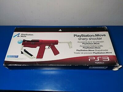 PlayStation Move Sharp Shooter For PS3 PlayStation 3 Gun. VERY GOOD CONDITION  • 27.50£