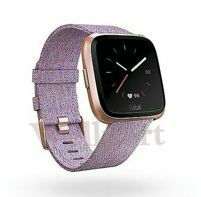 $ CDN112.94 • Buy New Fitbit Versa Special Edition Lavender With Extra Classic Purple Band Sealed