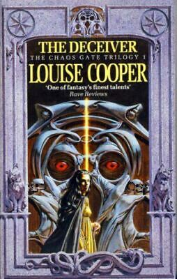 Cooper, Louise, The Chaos Gate Trilogy (1) – The Deceiver, Very Good, Paperback • 4.94£