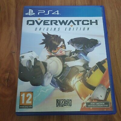 AU19.50 • Buy PS4 Overwatch: Origins Edition Playstation Game