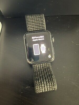 $ CDN234.61 • Buy Apple Watch Nike+ Series 3 (GPS Only), 42mm  MQLF2LL/A, Great Condition
