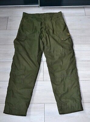 Laksen Mens' Shooting Trousers Green Size 38 In VGC • 57.99£