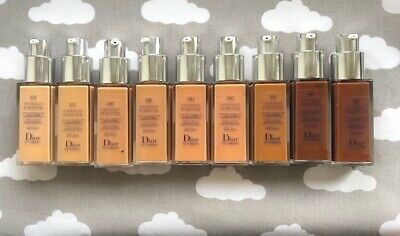 Dior Diorskin Forever Foundation - 20ml - *Please Choose Your Shade* • 11.95£