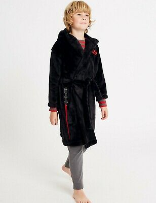 EX Mark And Spencer Boys Star Wars™ Dressing Gown With Belt • 13.99£