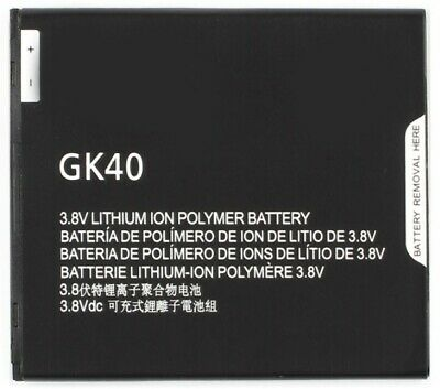 AU9.01 • Buy New OEM Mizk GK40 Battery For Motorola MOTO G4 G5 PLAY E4 XT1607 XT1609 XT1670