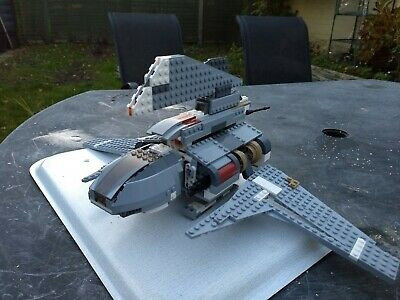 Lego Star Wars - 8096 Emporer Palpantines Shuttle - Complete With Instructions • 24.99£