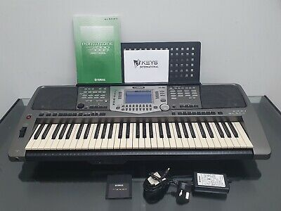 Yamaha PSR1000 Keyboard. Very Good Condition. Global Shipping. • 499£