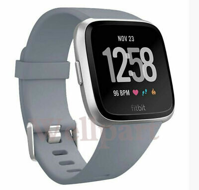 $ CDN98.32 • Buy NEW Fitbit Versa Smart Watch Fitness Activity Tracker With Band FB504