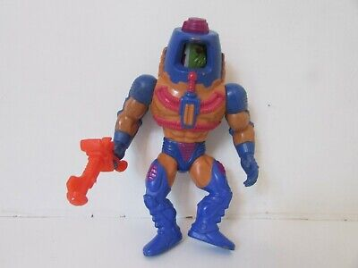 $16.95 • Buy Mattel 1983 Motu Action Figure Masters Of The Universe Man E Faces W/weapon  L9