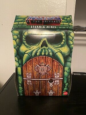 $19.88 • Buy Masters Of The Universe MOTU Eternia Minis Store Display Box Fast Ship