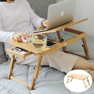 £14.99 • Buy Foldable Laptop Bed Table Stand Sofa Lap Tray Computer Desk Adjustable Portable