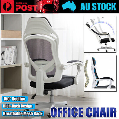 AU94.99 • Buy  Gaming Chair Office Executive Computer Chairs Seating Racing Recliner Ergonomic