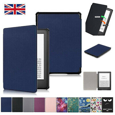 For Amazon All-New Kindle 10th Generation 2019 6  Smart Leather Flip Cover Case • 7.95£
