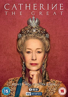 Catherine The Great DVD (2019) Helen Mirren • 9.36£