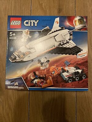 NEW LEGO City Space Port Mars Research Shuttle 60226 • 9.20£