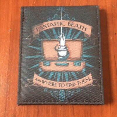 Fantastic Beasts And Where To Find Them Wallet • 7.25£