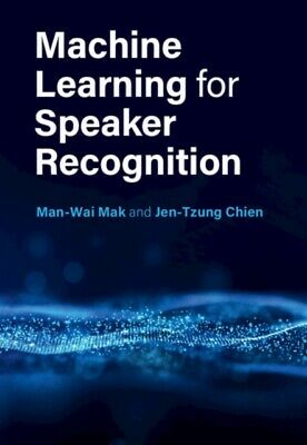 Machine Learning For Speaker Recognition • 68.97£