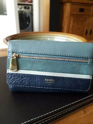 Lovely Fossil Purse,in Good Condition. • 25£
