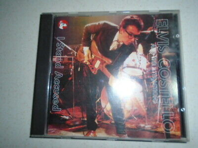 Elvis Costello - I Stand Accused Live 1979 CD 1990 • 5.23£