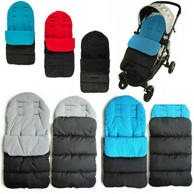 £10.99 • Buy Universal Baby Toddler Cover Wind Footmuff Toes Apron Cosy Warm Liner Stroller